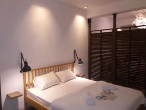 White Tower Area Loft for rent in Thessaloniki - bedroom