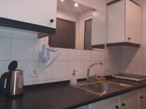 White Tower Area Loft for rent in Thessaloniki - kitchen