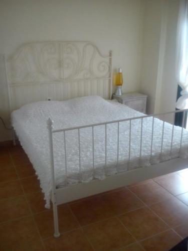 Villa Anastasia Skioni master bedroom