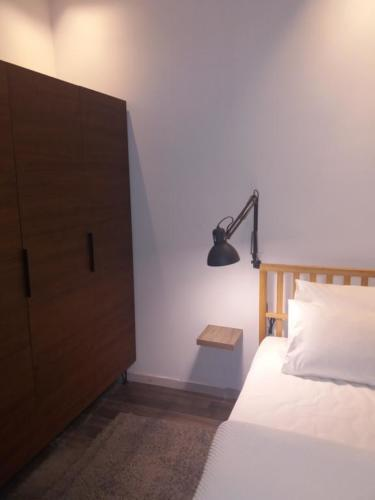 White Tower Area Loft for rent in Thessaloniki - bedroom 2