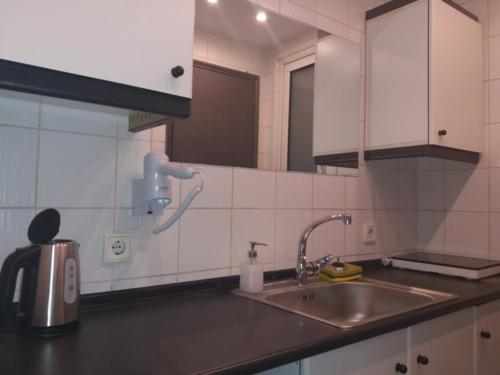 White Tower Area Loft for rent in Thessaloniki - kitchen